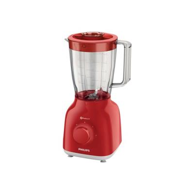 Philips Daily Collection HR2105 - Bol mixeur blender - rouge primaire