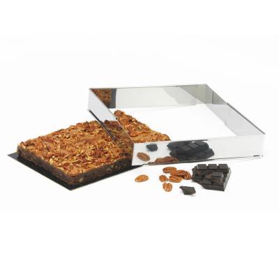 Patisse 2048107 cadre à pâtisserie extensible 27 - 40 cm