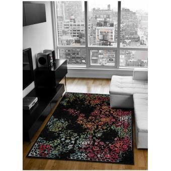 Tapis salon ORIENTAL DESTRUCTURE 4 Tapis Moderne par Unamourdetapis 80 x  150 cm