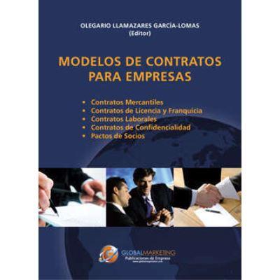 Modelos De Contratos Para Empresas - [Livre en VO]