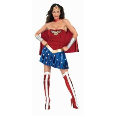 WONDER WOMAN - I-888439S - DÉGUISEMENT - COSTUME ADULTE - TAILLE S