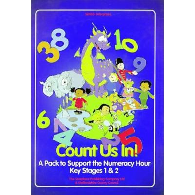 Count Us in: A Pack to Support Numeracy at Key Stages 1 and 2: A Pack to Support the Numeracy Hour at Key Stages 1 and 2 - [Livre en VO]