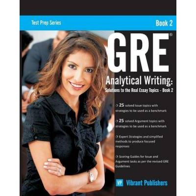 GRE Analytical Writing - [Version Originale]
