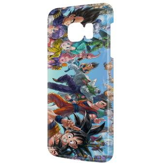 coque galaxy s7 edge dbz