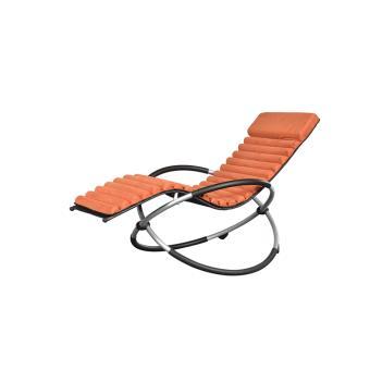 Matelas Terracotta pour Chaise longue Relax Ellipse ...
