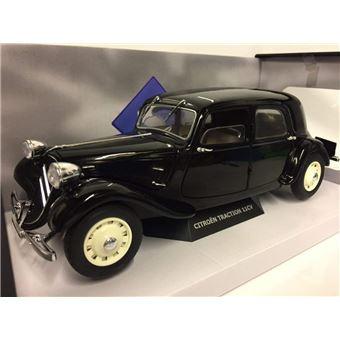 solido citroen traction 11 cv 1937 voiture miniature de collection 1800903 noir voiture. Black Bedroom Furniture Sets. Home Design Ideas