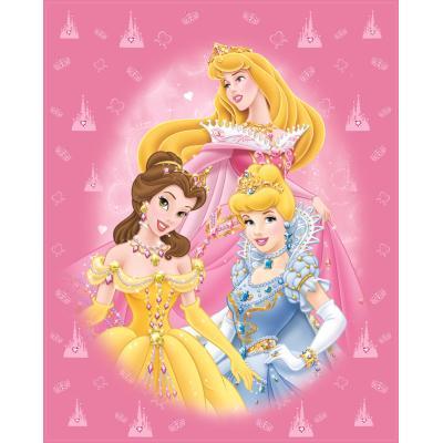 KAUFMANN - Couverture polaire Disney Princess