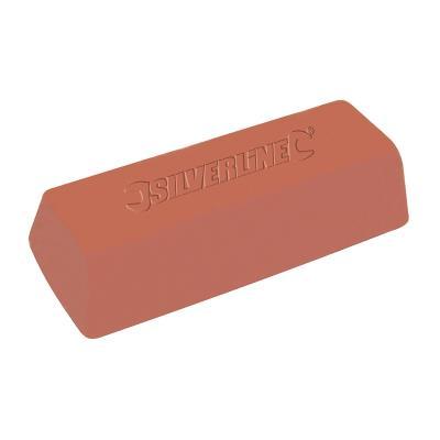 Pâte à polir rouge Silverline