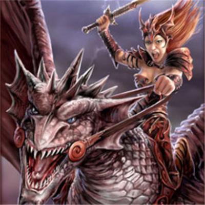 Max protection - Le cavalier du dragon