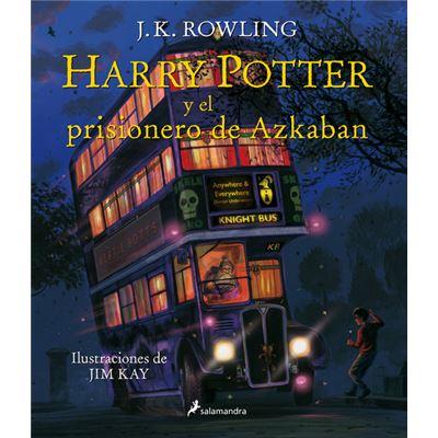 Harry Potter Y El Prisionero De Azkaban - [Livre en VO]