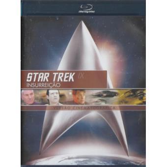Star Trek: Insurrection - Blu-ray