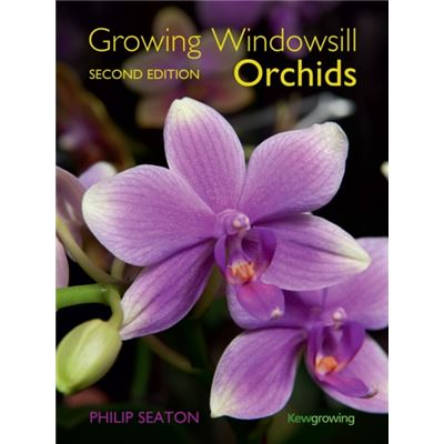 Growing Windowsill Orchids (Kew Growing) (Paperback)