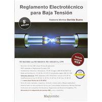 Reglamento Electrotécnico para Baja Tensión 5ªed.
