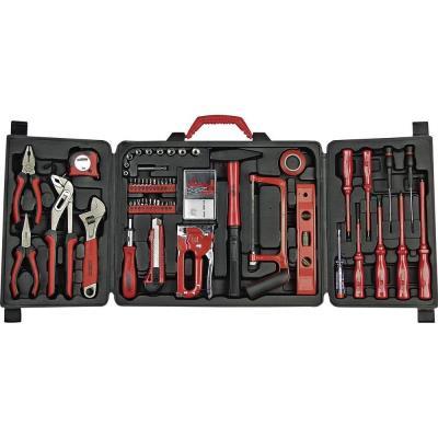 Mallette à outils universelle 56 pièces