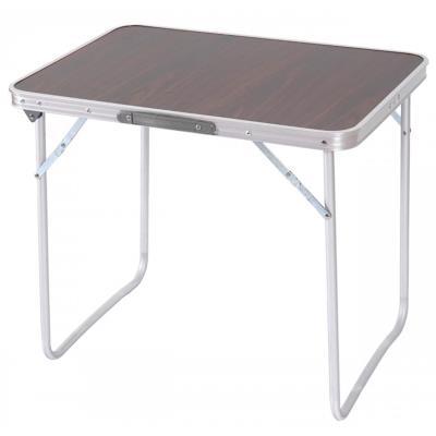 Table de camping pliante pour parasol - Dim : 60 x 70 x 50 cm -PEGANE-