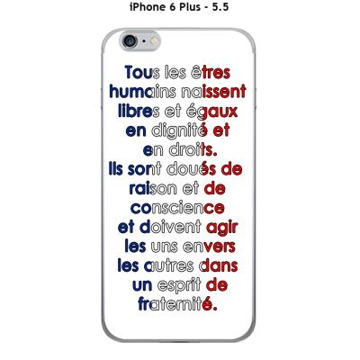 coque iphone 6 personnalisable texte