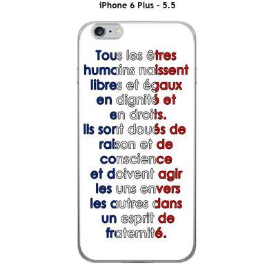 coque avec texte iphone 6