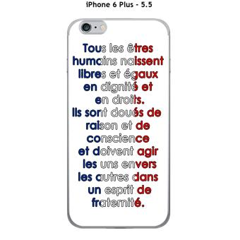 coque iphone 6 plus citation