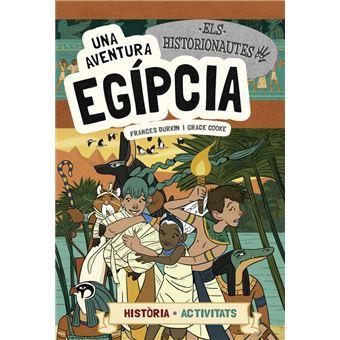 Una aventura egipcia -els historion