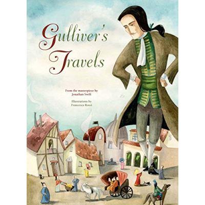 Gulliver's Travels - [Livre en VO]