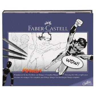 Pack Faber castell Manga Starter Set
