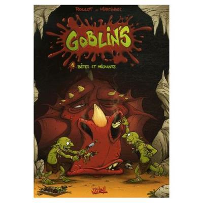 Goblin's Tome 1 - Bêtes Et Méchants Esteban