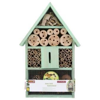 Maison Bois Insectes Enfant Eveil Insolite Hotel Jardin Jeu Jouet