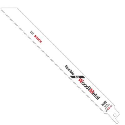 Jeu de 2 lames de scie sabre Bim Bosch 2609256709 207 mm