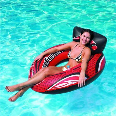 fauteuil de piscine hydro force D122 avec dossier et porte verre BESTWAY