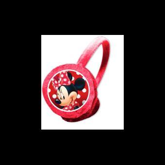 sélectionner pour le dédouanement nouvelle sélection haut de gamme véritable Cache oreilles pour enfant - Minnie - Rouge - Achat & prix ...