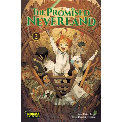 The Promised Neverland 2 [Livre en VO]