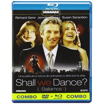Shall We Dance? - ¿Bailamos? - Blu-Ray + DVD