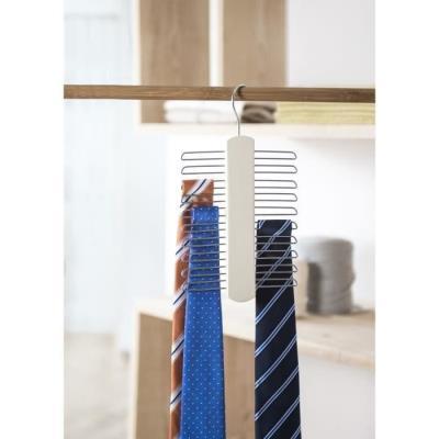 Cintre Écru Porte Cravates