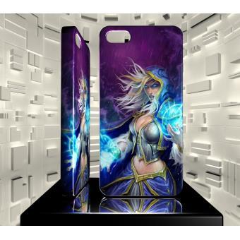 Coque Iphone 5C JVF World of Warcraft WOW 34 Jaina Portvaillant