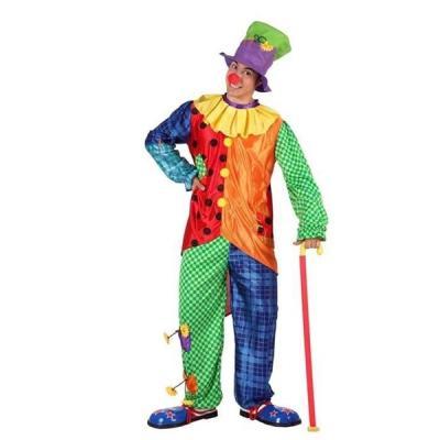 Déguisement de clown pour homme en T2