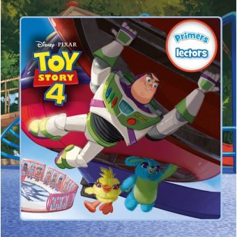 Toy story 4 primers lectors