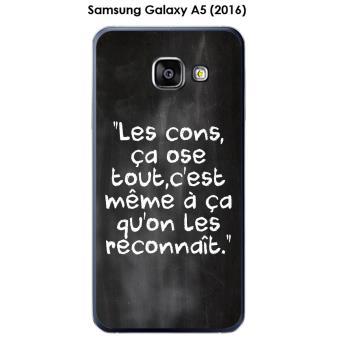 coque samsung galaxy a5 2016 sitation