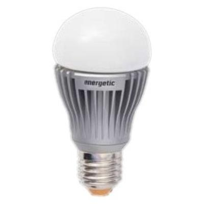 ENERGETIC LED A55 MATT E27 6W 3.000K