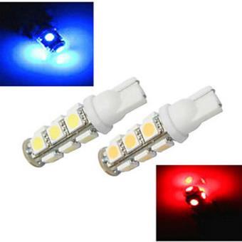 Halogènes De À T10Couleur Deux Lampes Support Froid Lumière Blanc Yf6vb7Igy