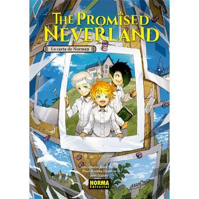 The Promised Neverland - [Livre en VO]
