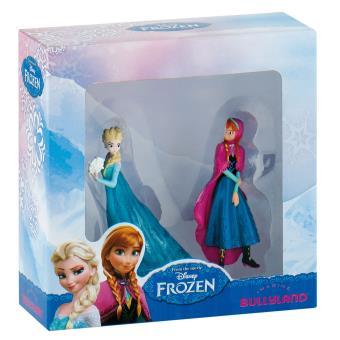 Anna Bullyland Neuf Figurine plastique La Reine des Neiges