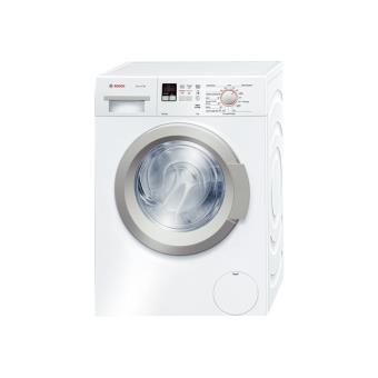 bosch serie 6 wlk24161ff machine laver chargement frontal pose libre blanc achat. Black Bedroom Furniture Sets. Home Design Ideas