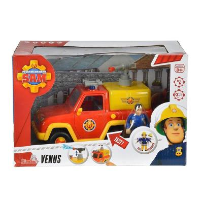 Simba Toys 109257656 Pompier Sam - La voiture de pompier Vénus