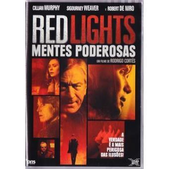 Red Lights – Mentes Poderosas - DVD