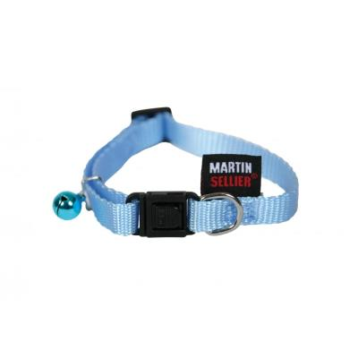 Collier Chat 10-20/30 Noir - Martin Sellier