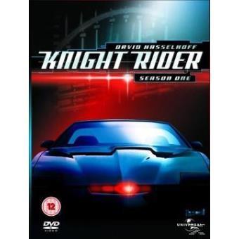 KNIGHT RIDER -SEASON 1 (8DVD) (IMP)