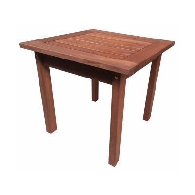 Table basse en bois exotique \