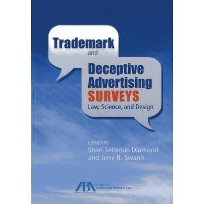Trademark and Deceptive Advertising Surveys - [Version Originale]