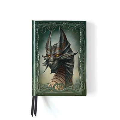 Beyit: Black Dragon (Foiled Journal) (Flame Tree Notebooks) - [Livre en VO]