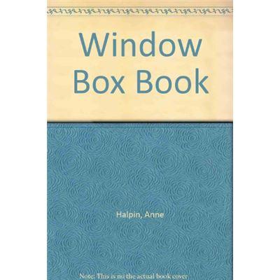 Window Box Book - [Livre en VO]